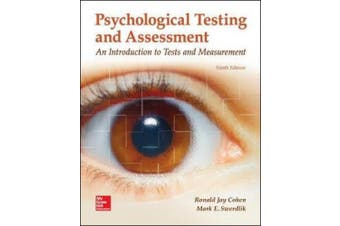 Psychological Testing and Assessment (B&B Psychology)