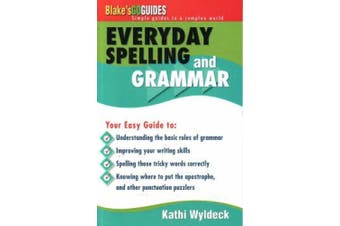 Everyday Spelling and Grammar (Blake's Go Guides)