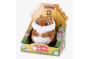 IMC Club Petz Funny - Bam Bam The Hamster