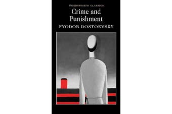 Crime and Punishment: With selected excerpts from the Notebooks for Crime and Punishment (Wordsworth Classics)
