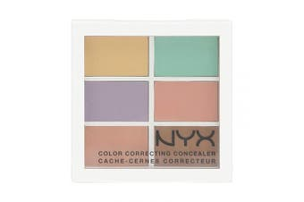 (Color) - NYX PROFESSIONAL MAKEUP Concealer Colour Correcting Palette