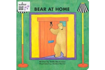 Bear at Home [Board book]