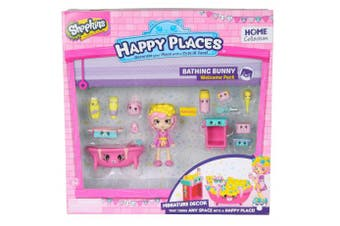 Shopkins Happy Places Welcome Pack Bathing Bunny