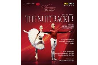 Peter Ilyich Tchaikovsky: The Nutcracker [Video] [Region A] [Blu-ray]