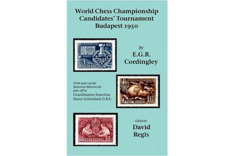World Chess Championship Candidates' Tournament - Budapest 1950