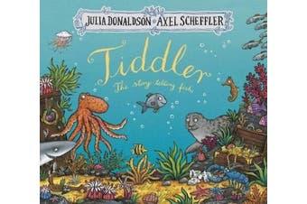 Tiddler Gift-ed [Board book]
