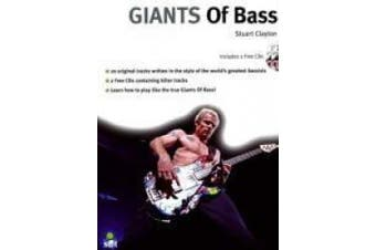 Giants of Bass [With 2 CDs]