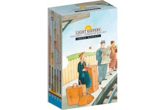 Light Keepers: Ten Girls - Complete Box Set: Ten Girls Who Didn't Give In/Ten Girls Who Used Their Talents/Ten Girls Who Made a Difference/Ten Girls W