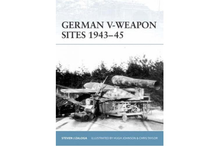German V-weapon Sites 1943-45 (Fortress S.)