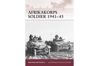 Afrikakorps Soldier 1941-43 (Warrior)