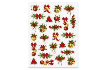 It's Christmas Time Stickers - 2 sticker sheets