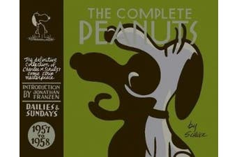 The Complete Peanuts 1957-1958: Volume 4