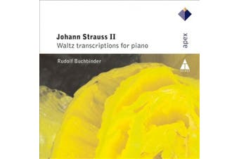 Johann Strauss: Transcriptions for piano by Grnfeld, Schtt, Dohn nyi, Schulhof, Schulz-Evler