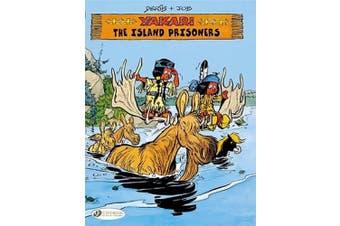 Yakari Vol.7: the Island Prisoners