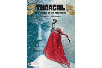 Thorgal: v. 7: The Master of the Mountains Master of the Mountains (Thorgal (Cinebook))