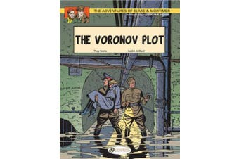 The Adventures of Blake and Mortimer: v. 8: The Voronov Plot