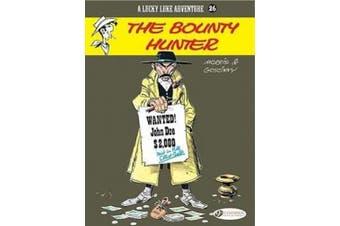 The Bounty Hunter: Lucky Luke Vol. 26