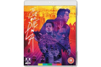 To Live and Die in L.A. [Region B] [Blu-ray]