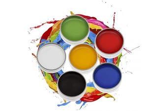 (6 Colors Painting) - CCbeauty Professional Face Body Paint Art Makeup Set Halloween Party X'Mas (6 Colours Painting)