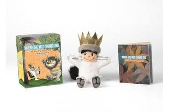 Where the Wild Things Are: Max Plush Toy and Sticker Book