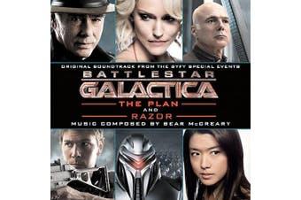 Battlestar Galactica: The Plan / Razor [Original Soundtrack]
