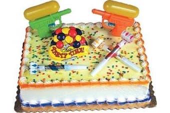 (Wet N Wild) - Cake Decorating Kit CupCake Decorating Kit Sports Toys (Wet N Wild)