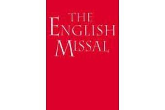 The English Missal