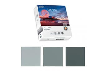 (Full ND Kit) - Cokin P Series Full ND Filter Kit
