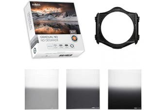 (Grad ND Kit with Holder) - Cokin P Series Gradual ND Filter Kit with Holder