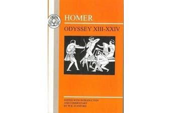 Homer: Odyssey: XIII-XXIV [Greek, Modern (1453-)]