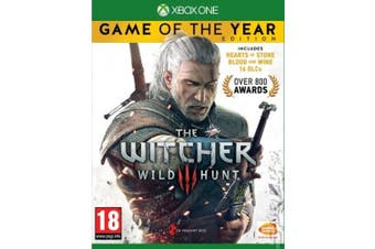 The Witcher 3: Wild Hunt: Game of the Year Edition