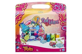 "TROLLS B6995EU40 ""DohVinci"" Custom Desk Organiser Kit"