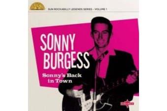 Sonny's Back in Town *