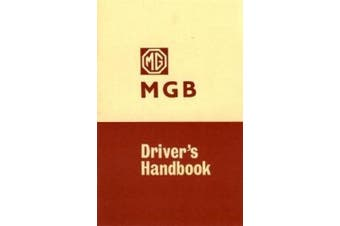 MG MGB Tourer and GT: Owners' Handbook