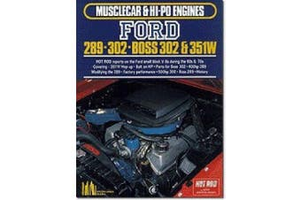 Ford 289, 302, Boss 302-351W (Musclecar & Hi-po Engines S.)