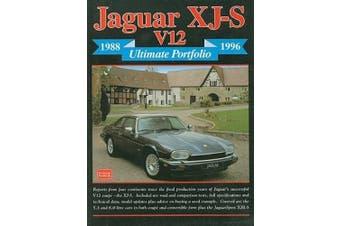 Jaguar XJ-S V12 Ultimate Portfolio 1988-96 (Ultimate Portfolio S.)