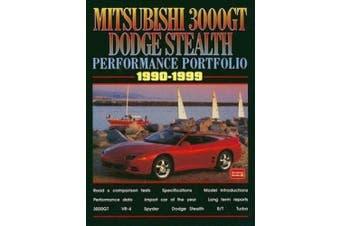 Mitsubishi 3000GT Dodge Stealth Performance Portfolio