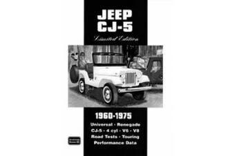 Jeep CJ-5 Limited Edition 1960 - 1975