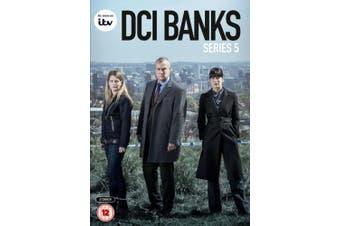 DCI Banks: Series 5 [Region 2]