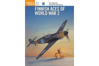 Finnish Aces of World War 2 (Osprey Aircraft of the Aces S.)