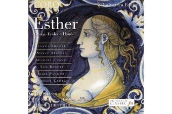 Handel: Esther (1718 version)