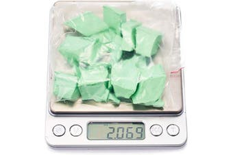 (Pastel Green) - Candle Shop - Pastel Green Colour Dye for 20kg of wax - Candle dye chips for making candles - Candle wax Dye