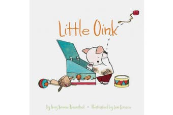 Little Oink: (animal Books for Toddlers, Board Book for Toddlers)