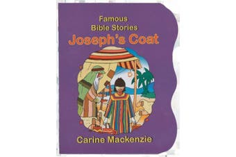Famous Bible Stories Joseph's Coat (Board Books Famous Bible Stories) [Board book]