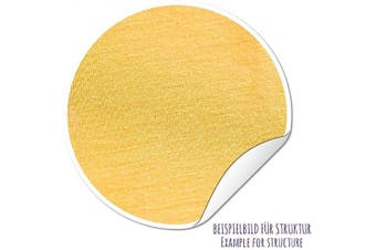 (yellow) - Träumeneland Tencel Fitted Sheet 60 x 120 cm / 70 x 140 cm