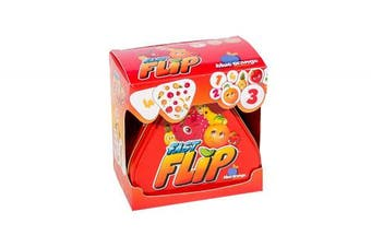 Blue Orange Fast Flip Game