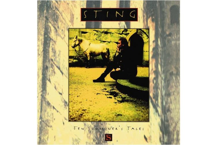 Ten Summoners Tales Vinyl by Sting 1Record
