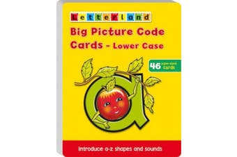 Big Picture Code Cards (Letterland S.)