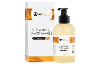 Facial Cleanser 15% Vitamin C Face Wash-Best Daily Face Wash