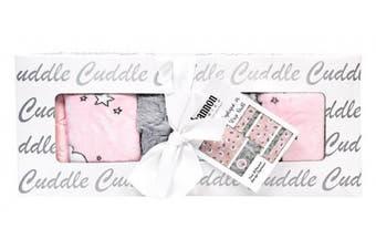 Shannon Fabrics Lullaby Cuddle Lucky Star Blush Kit